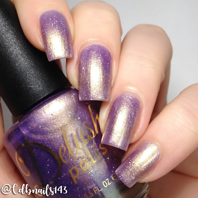 Delush Polish-Siren of the Seas