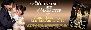 Blog Tour - Mistaking Her Character by Maria Grace