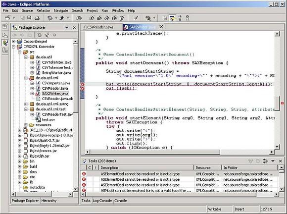 Eclipse - Το κατάλληλο εργαλείο για προγραμματιστές
