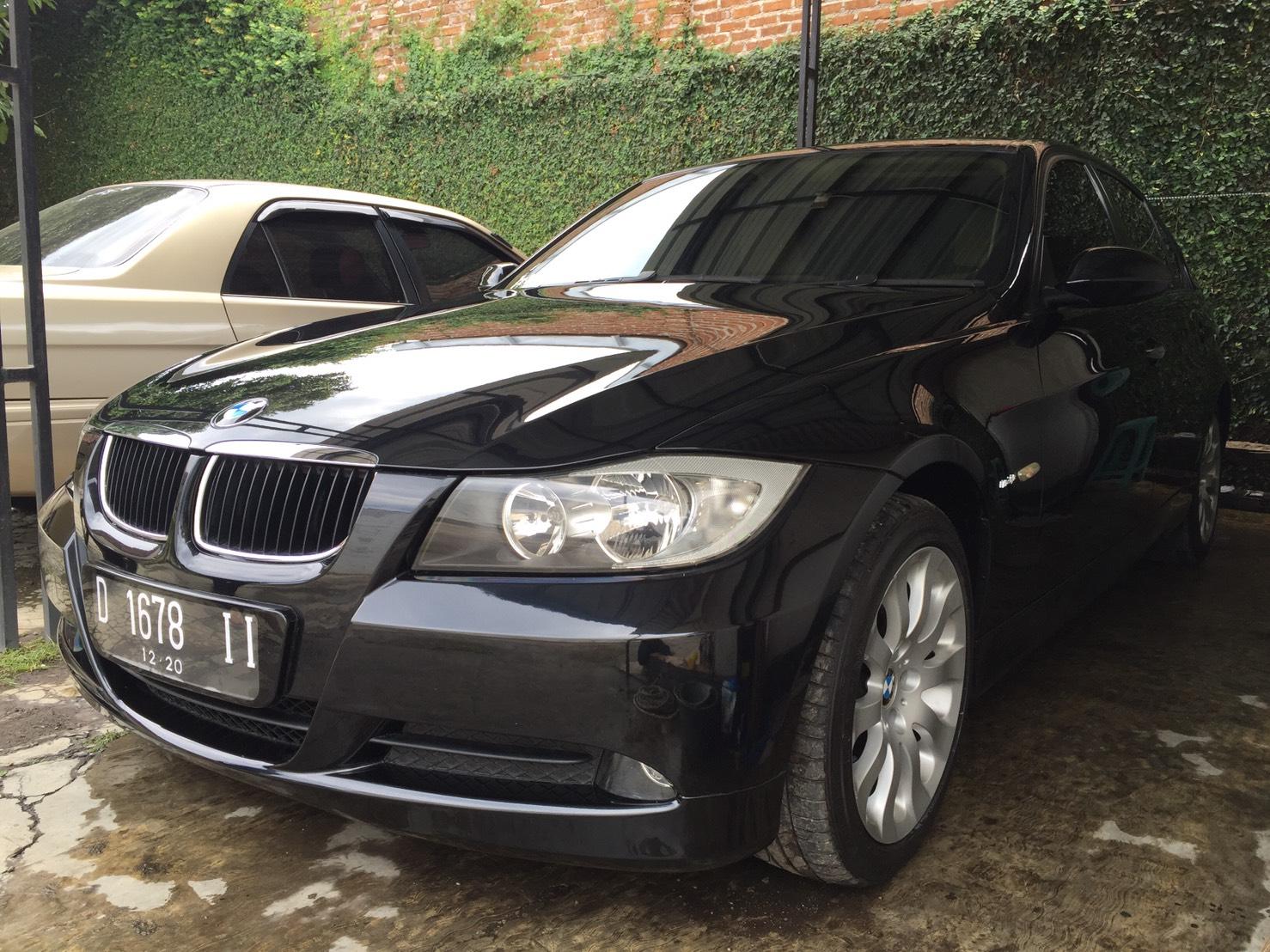 Jual BMW 320i AT E90 Life Style Tahun 2009 - Tokobagus ...