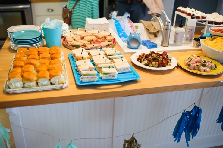 Hill Country Housewife Sarah And Emeralds Baby Shower
