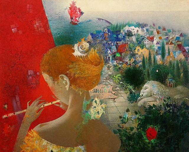 Изобразительное искусство Белорусии