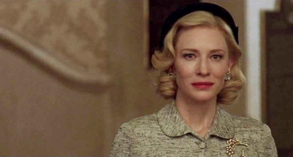Movie and TV Cast Screencaps: Cate Blanchett as Carol Aird in Carol (2015) / 49 Screen Caps