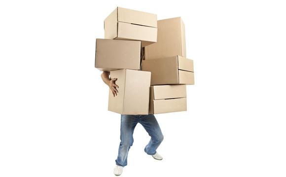 On Moving 搬家心得