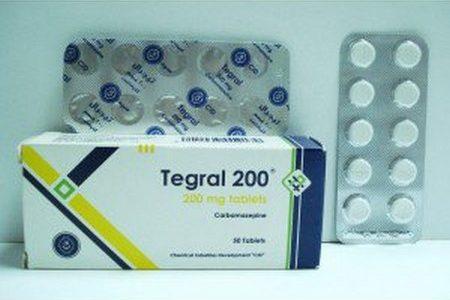 سعر ودواعي إستعمال أقراص تيجرال Tegral لعلاج الصرع