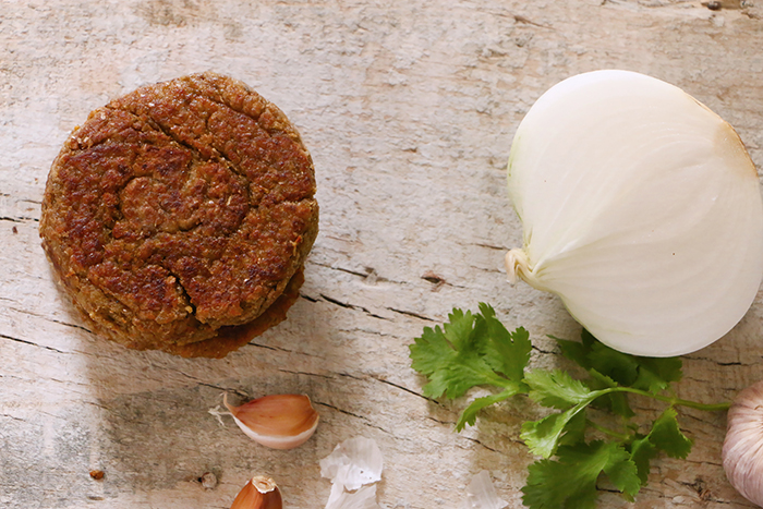 Hamburguesas Vegetarianas Chokolat Pimienta