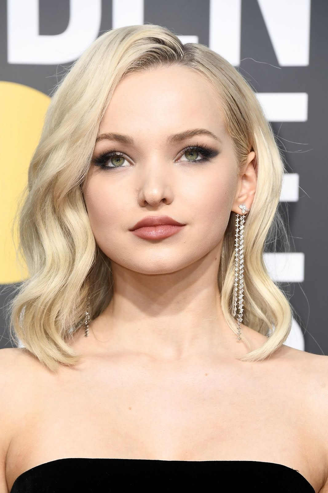 Dove Cameron At 75Th Annual Golden Globe Awards In Beverly Hills