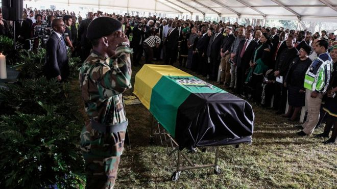 Ahmed Kathrada funeral: South Africa's Zuma asked to stay away