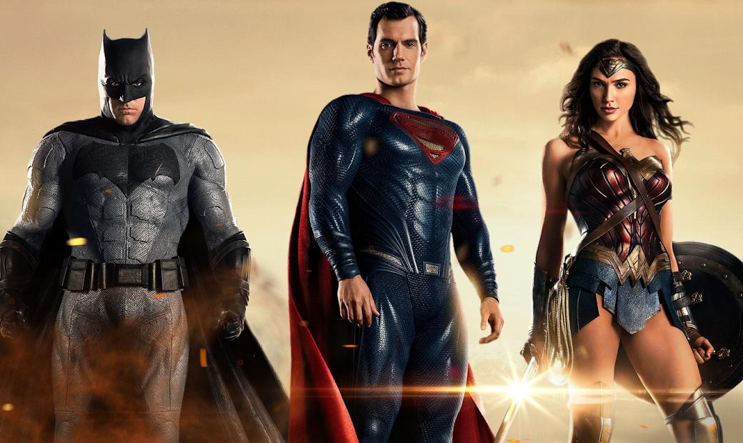 """Revelado a lista de elenco de """"Liga da Justiça"""""""