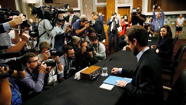 Injerencia extranjera en EE.UU.: Ejecutivos de Facebook y Twitter testifican ante el Congreso