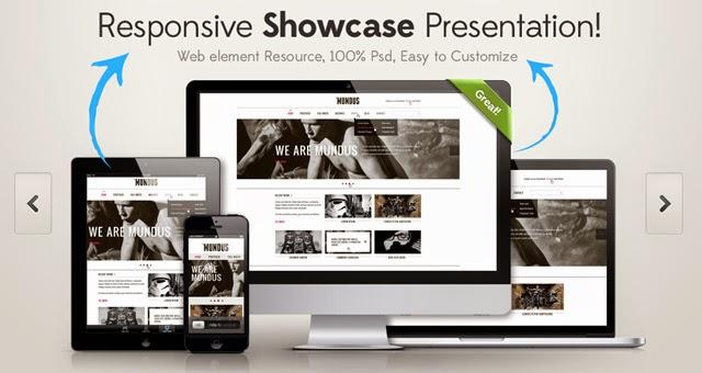 Responsive Showcase