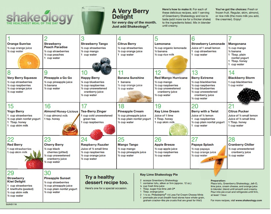 is greenberry shakeology good