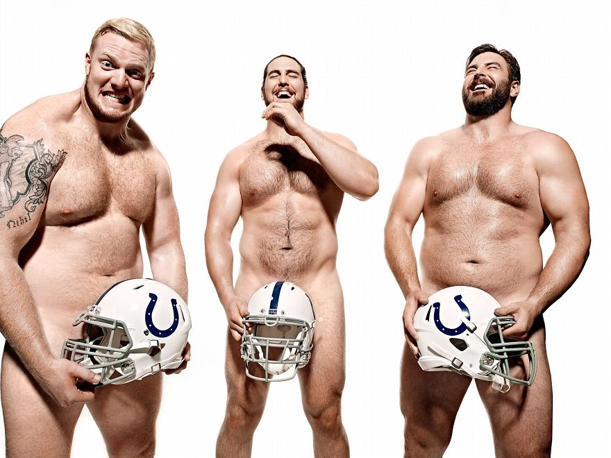 Indianopolis Colts offensive lineman