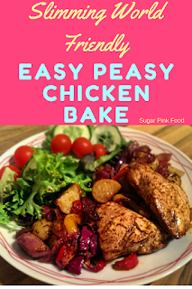 easy chicken bake slimming world recipe