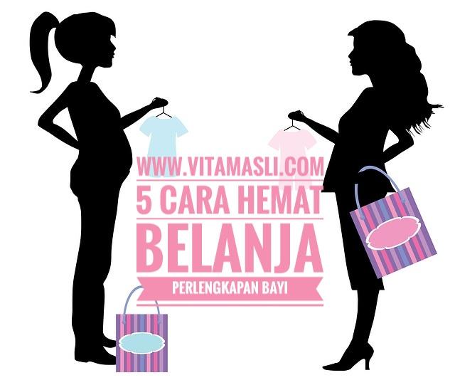 5 Cara Hemat Belanja Perlengkapan Bayi