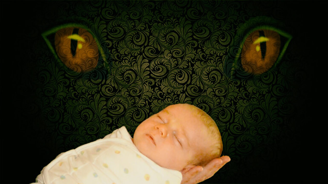 Mujer descubre entidades «de otro mundo» cerca de su hijo