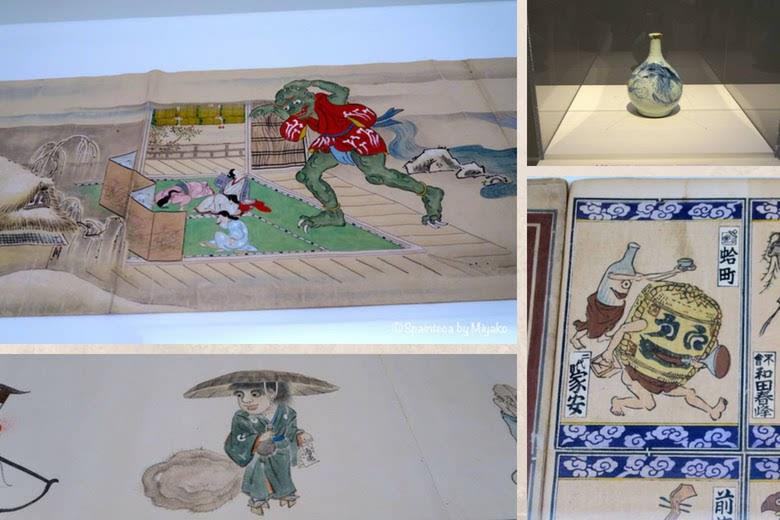 日本の妖怪達がやって来た!マドリードで鑑賞する妖怪展《Yokai: Iconografía de lo fantástico》