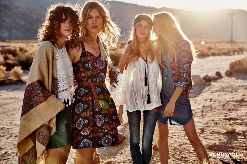 Vero Moda Spring/Summer 2016 Campaign