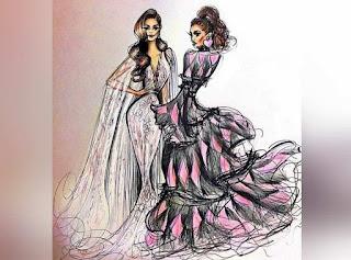 Deepika Padukone shares a cool fan art on her Instagram account