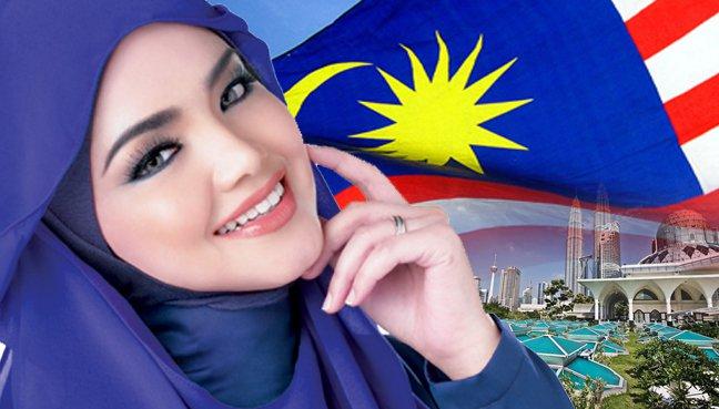 Music Malaysia Most Famous Female Singer Siti Nurhaliza Tarudin