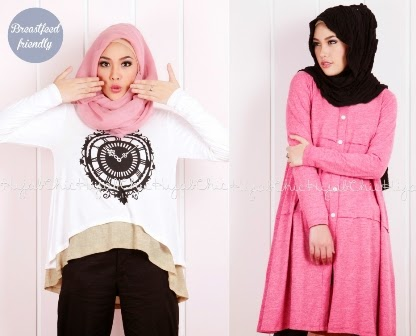 model baju hijab 2016