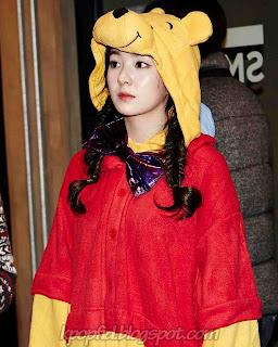 Foto lucu Irene Red Velvet - Foto Lucu Bae Joo Hyeon RV