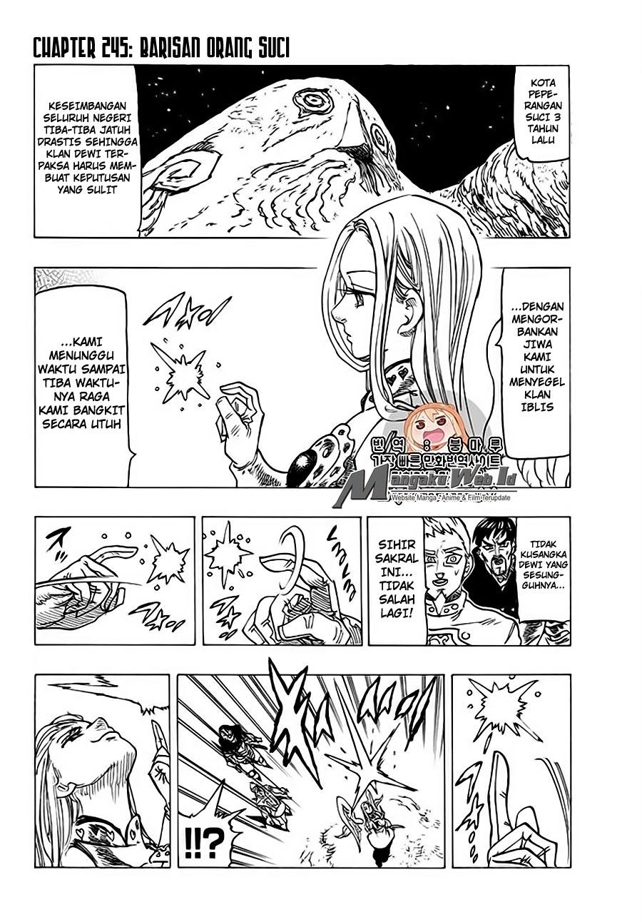 Nanatsu No Taizai: Chapter 245 - Page 2