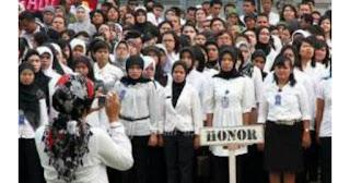 Guru Honorer di Terancam Tak Dapat Insentif Selama Setahun
