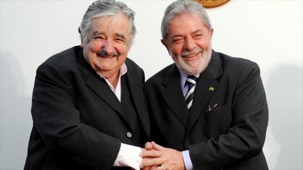 José Mujica y Lula da Silva participarán en marcha contra Temer