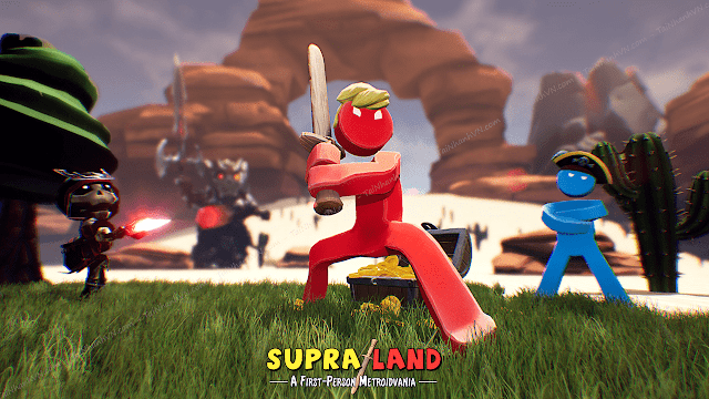 Tải Game Supraland (Supraland Free Download Game)