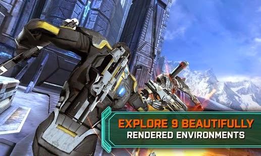 Mass Effect Infiltrator Apk V Games Roid Hvga