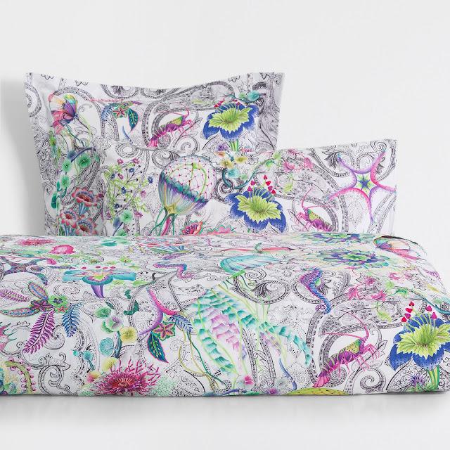 Zara Home y su maravillosa colección de sábanas-7