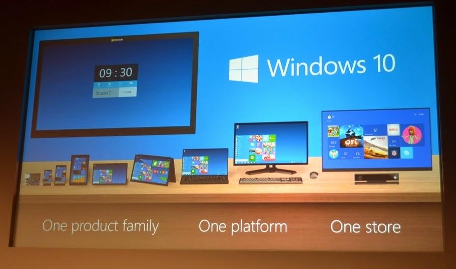 كل ما تحتاج معرفته عن نظام مايكروسوفت الجديد ويندوز 10