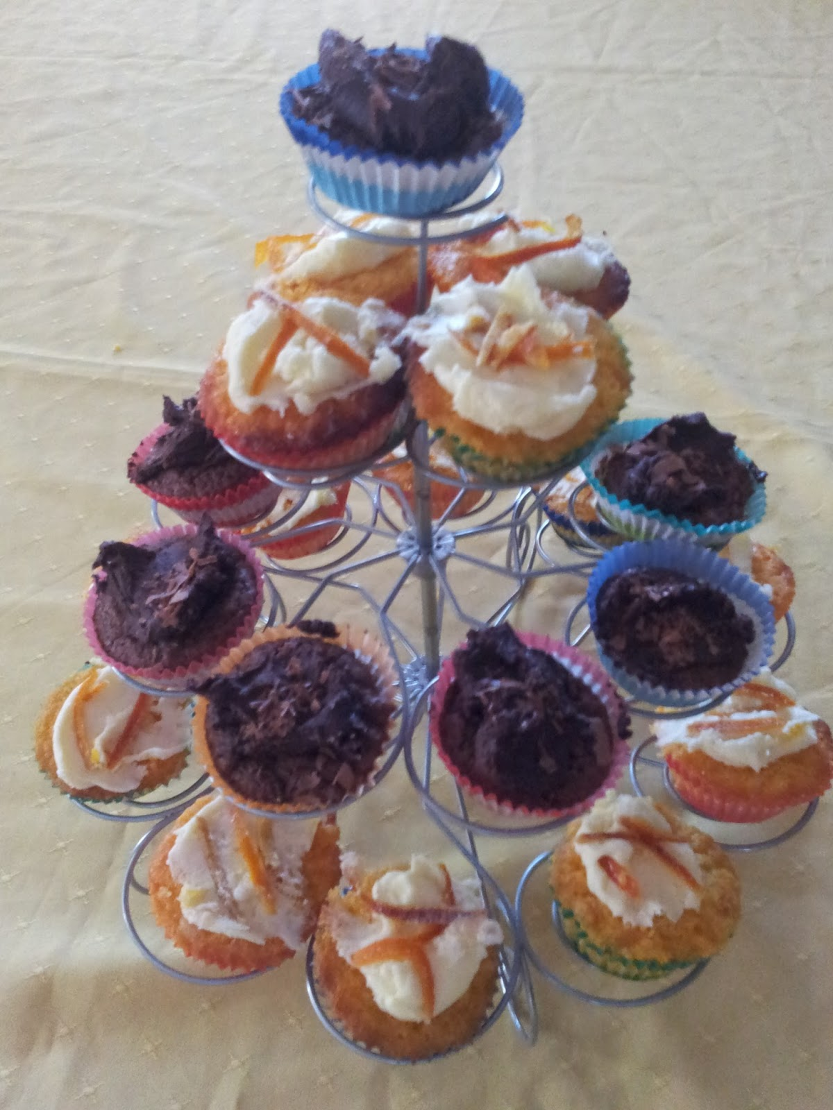 Sometimes It Is Lupus Two Kinds Of Gluten Free Cupcakes