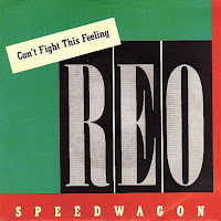 Can´t fight this feeling. Reo Speedwagon
