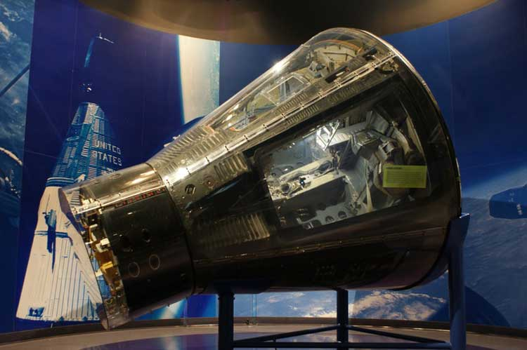 Capsule from the space program, Last Man on the Moon