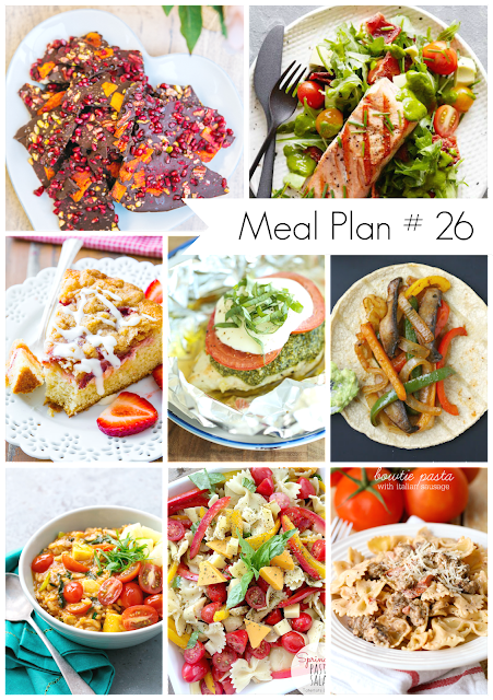 Ioanna's Notebook - Weekly Meal Plan #26