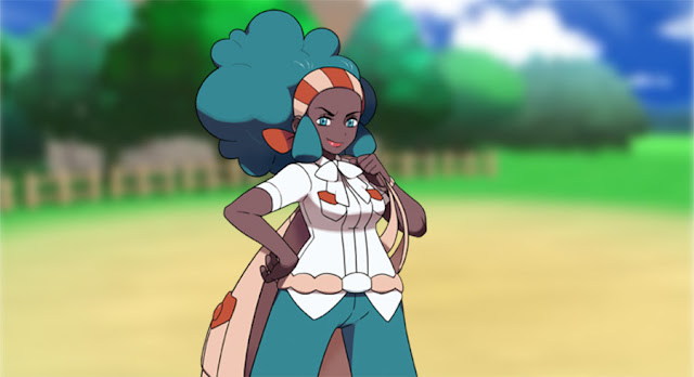 pokemon lenora