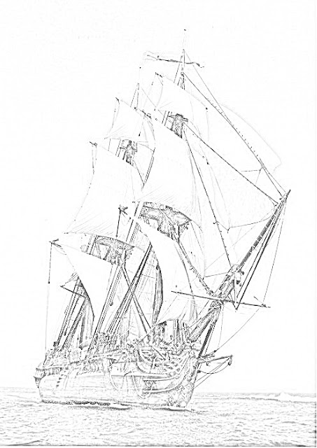 Sailing Ships coloring pages coloring.filminspector.com