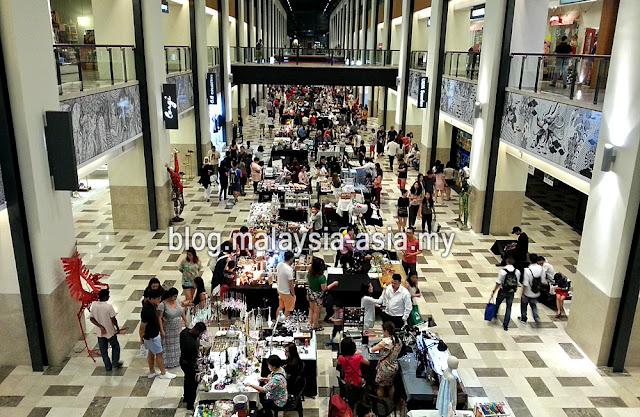Publika Bazaar Markets