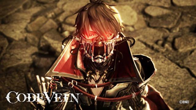Code Vein ini merupakan sebuah game dengan Spesifikasi Game Code Vein Untuk PC