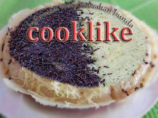 Cooklike Resep Cara Membuat Martabak Manis Teflon
