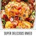 Super Delicious Baked Crack Chicken Breasts #crackchicken #chickenrecipes