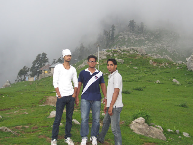 triund weather