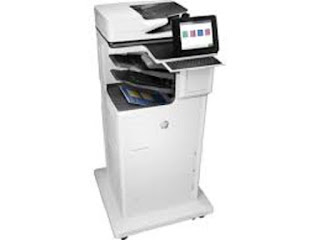 Picture HP MFP M682z Printer Driver Download