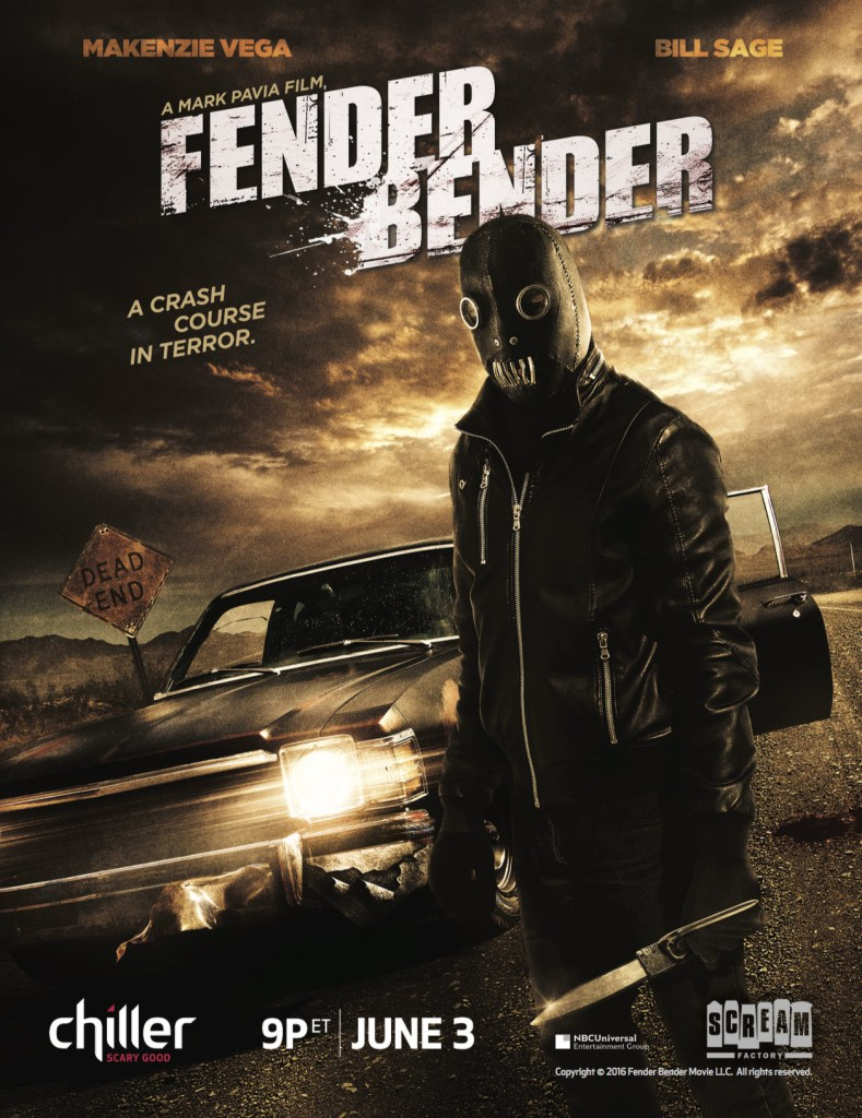 Fender Bender promete evocar a alma dos antigos slashers - Assista ao trailer
