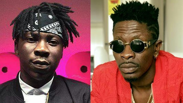Shatta Wale mocks Stonebwoy over winning Man of the Year at EMY Africa music Award