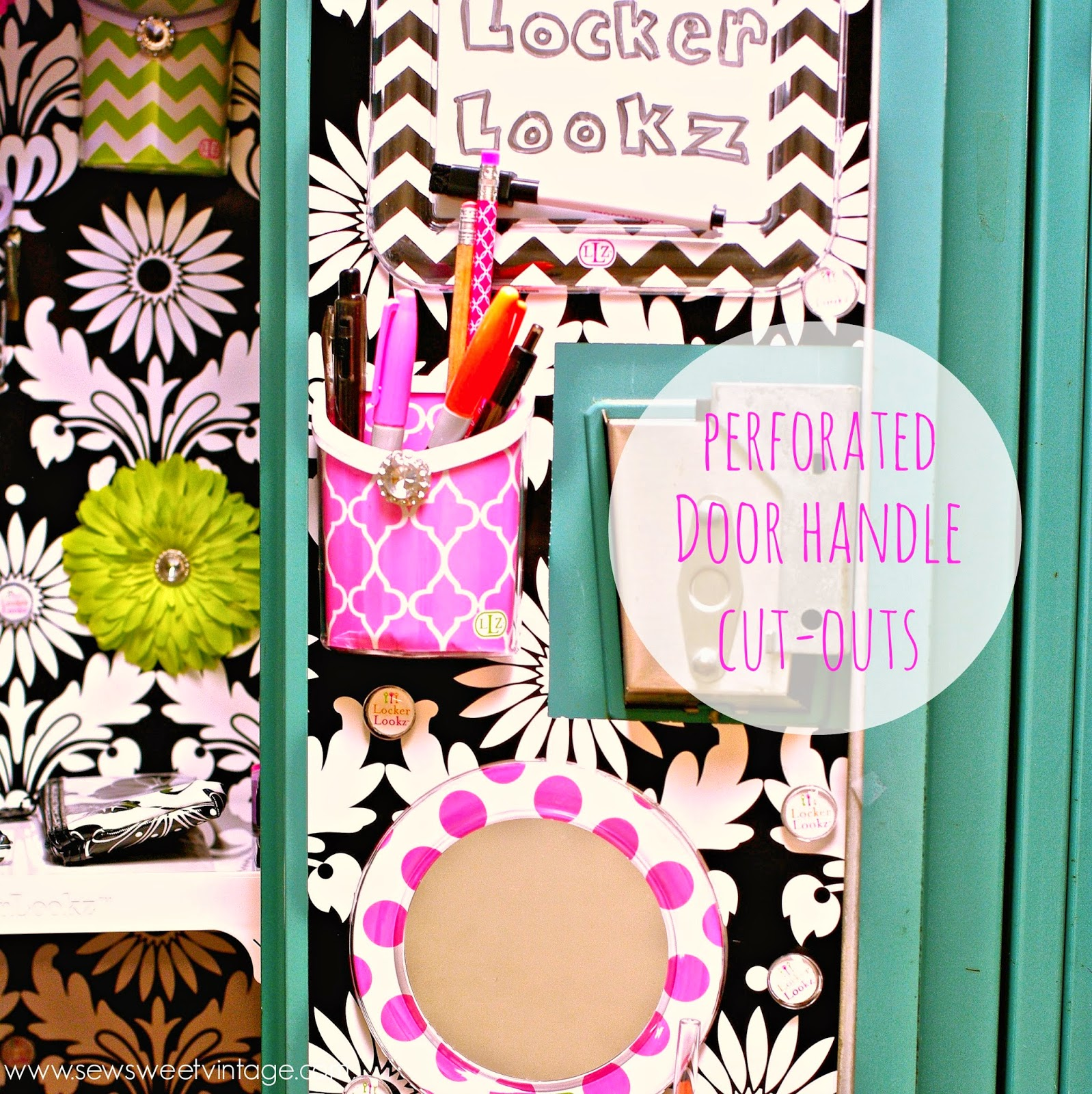 magnetic locker decorations LLZ by LockerLookz