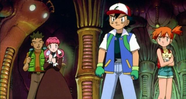 Pokemón: La Primera Pelicula (1999) HD 1080p Latino