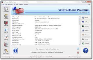تنزيل برنامج تسريع الكمبيوتر WinTools.Net